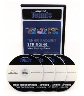 Opstrengning af tennisketcher (videokursus)
