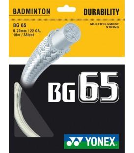 Yonex BG65 Streng (200m)