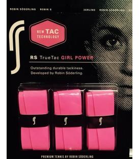 RS TrueTac Soft overgrip 3-pack
