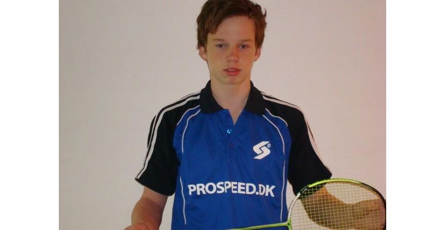 Valg af badmintonketcher