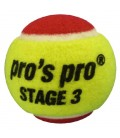 Stage 3 tennisbolde (4 stk.)
