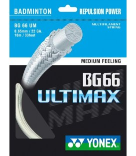 Yonex BG66 Ultimax Streng (200m)