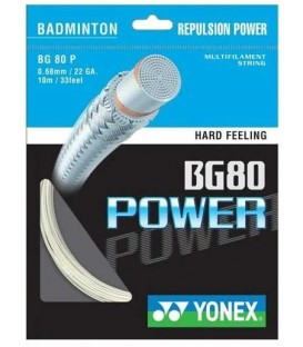 Yonex BG80 Power Streng (200m)