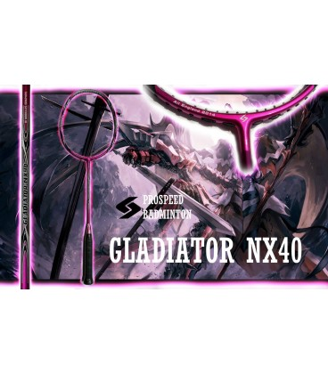 Gladiator NX40 badmintonketcher
