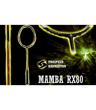Mamba RX80 badmintonketcher
