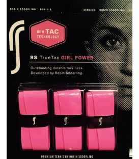 RS TrueTac Soft overgrip 3-pack
