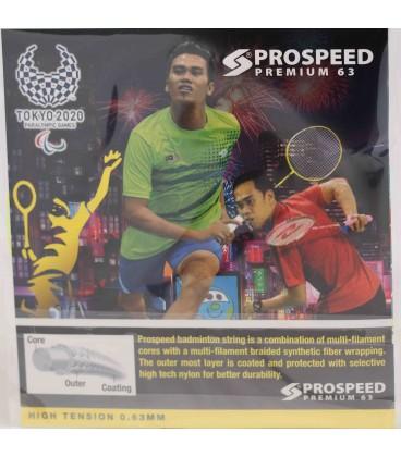 Prospeed Premium 63 badmintonstreng