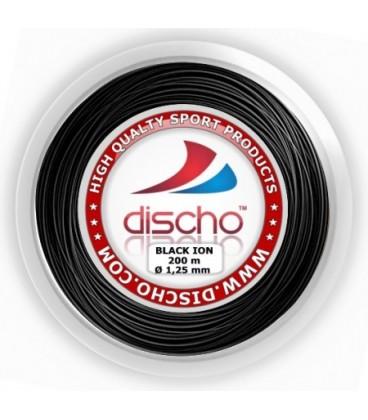 Discho Black Ion Rough tennisstreng (200 m)