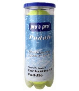 Pros Pro Padelbolde (3 stk.)
