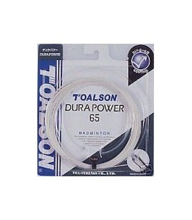 Toalson Dura Power 65 badminton streng