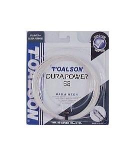 Toalson Dura Power 65 badminton streng