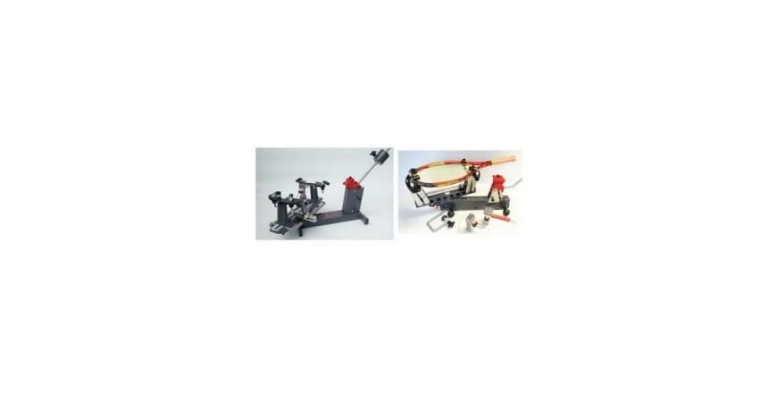 Sammenligning af Stringway ML100 og MS140 opstrengningsmaskiner